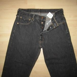 Levi's 501XX Button Fly Jeans 32 x 30